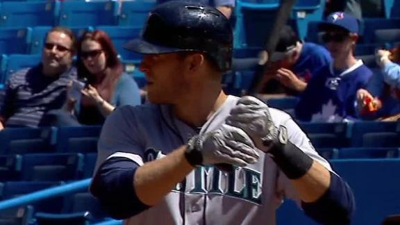 Video - Saunders, Ackley Power Mariners