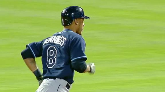 Video - Rays Outlast Rockies In Extra Innings