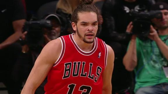 Undermanned Bulls eliminate Nets in Game 7