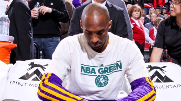 Kobe: Mom wasn't permitted to sell mementos