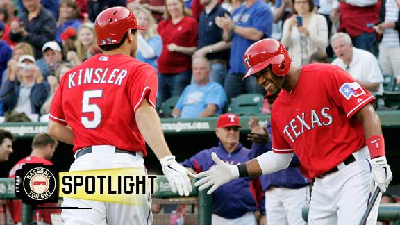 Video - Rangers Win Battle With Red Sox