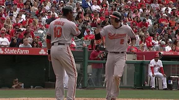 Homers by Hardy, Machado power Orioles