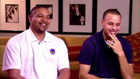 Video - Convo: Stephen Curry And Mark Jackson
