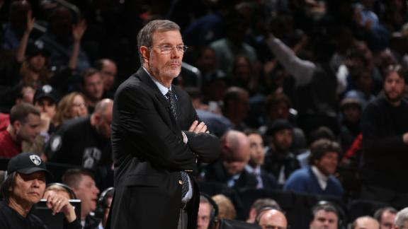 Nets say Carlesimo won't return as coach