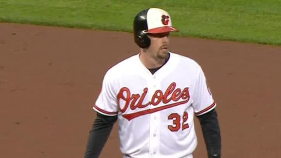Video - Wieters Powers O's Past Royals