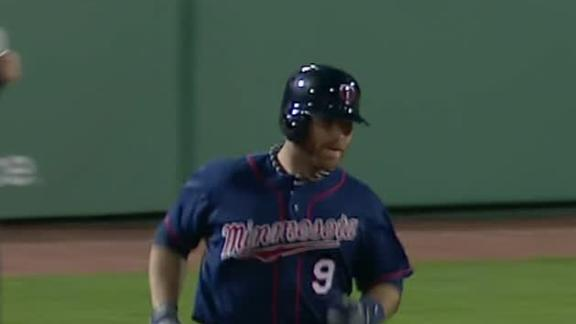 Video - Twins Topple Red Sox
