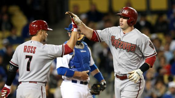 Video - Back-To-Back Homers Fuel Diamondbacks