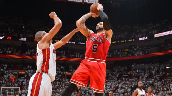 LeBron: Will overrides strategy against Bulls