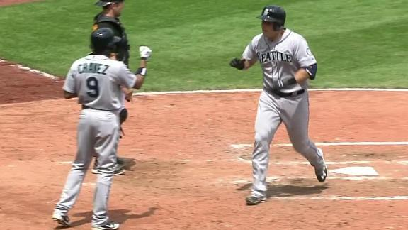 Video - Mariners Outlast Pirates 2-1