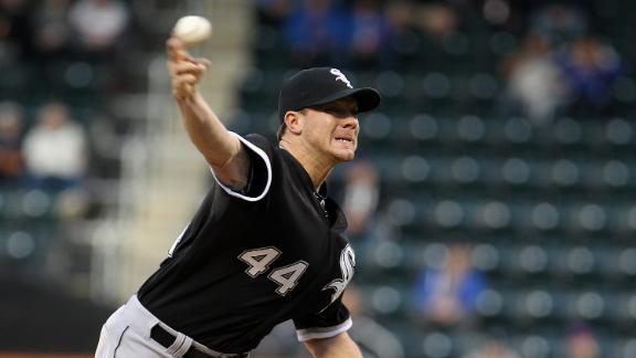 Video - White Sox Double-Up Mets