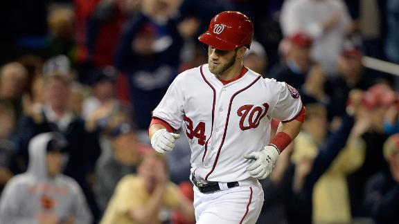 Video - Harper's Homer Powers Nationals