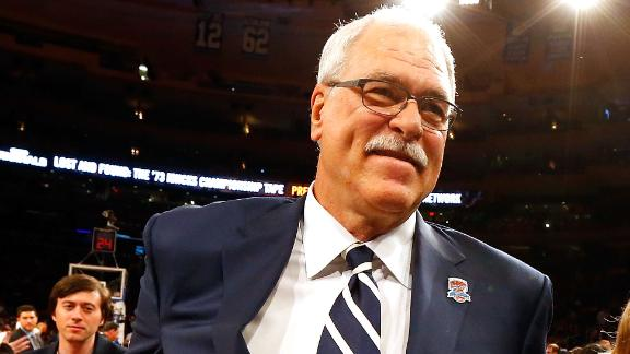 Video - Nets Won't Get Phil Jackson