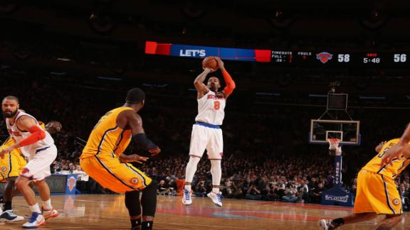 Knicks' Smith may see decrease in minutes