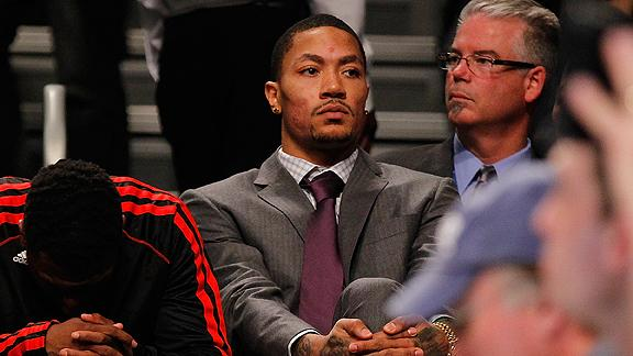 Video - Fair to Criticize Derrick Rose?