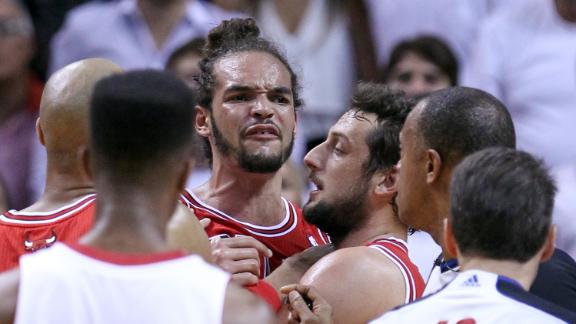 Video - Noah, Gibson Ejected In Game 2