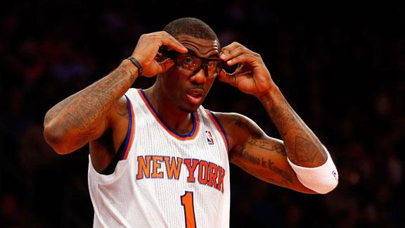 Video - New York Hot Button: Amar'e Stoudemire, In or Out?