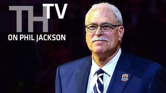 Video - Where will Phil Jackson End Up?
