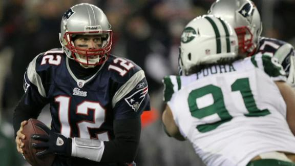 Video - Tom Brady Protecting The Franchise