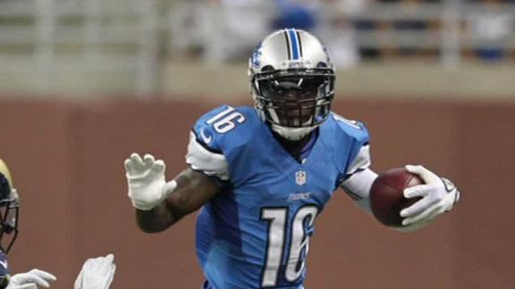 Former Lions receiver Young arrested again