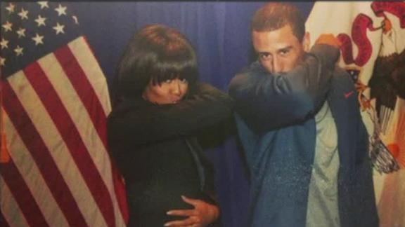 'Kaepernicking' With The First Lady