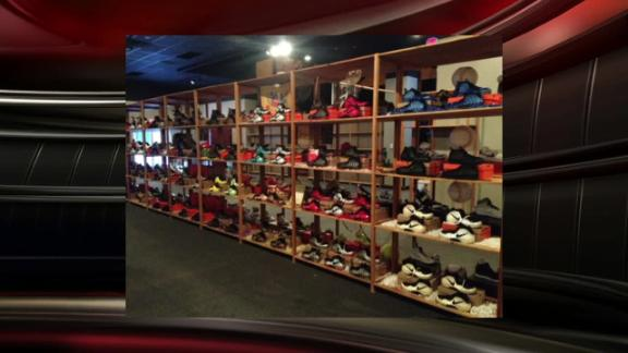 Video - Mint Condition: World's Largest Shoe Collection For Sale