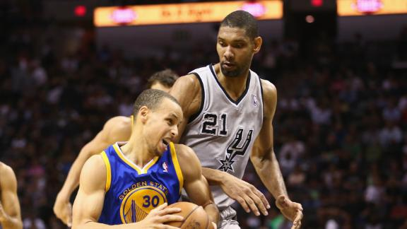 Video - Spurs-Warriors Game 3 Preview