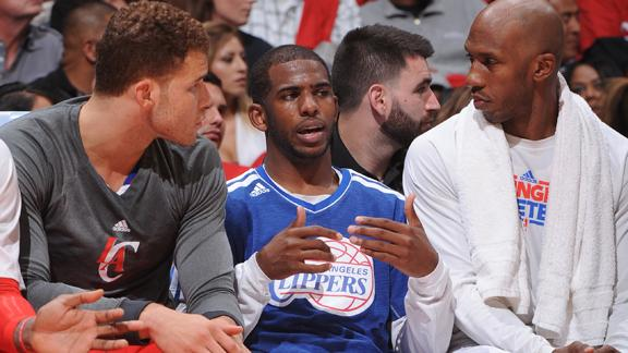 Video - LA Hot Button: Chris Paul's Plan