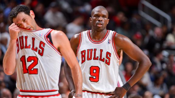 Hinrich, Deng unlikely for Game 3 vs. Heat