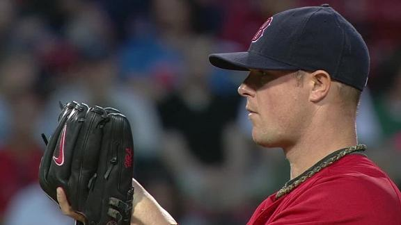Video - Lester, Red Sox Shut Out Blue Jays