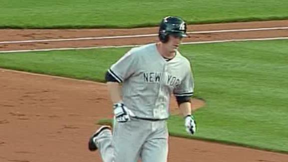 Video - Overbay Powers Yankees