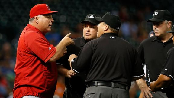 Video - Angels' Win Nullifies Controversy