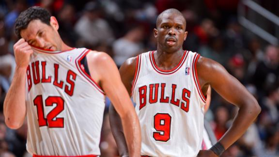 Video - Rose, Deng and Hinrich Out For Game 3