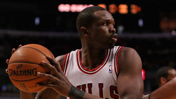 Video - Chances Luol Deng Plays Against Heat