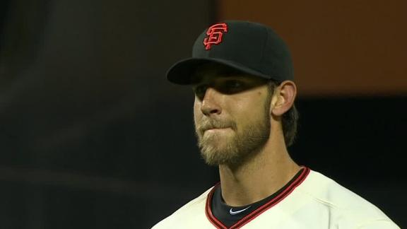 Video - Giants Crush Braves