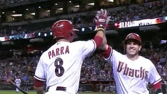 Video - D-backs Win Fifth Straight