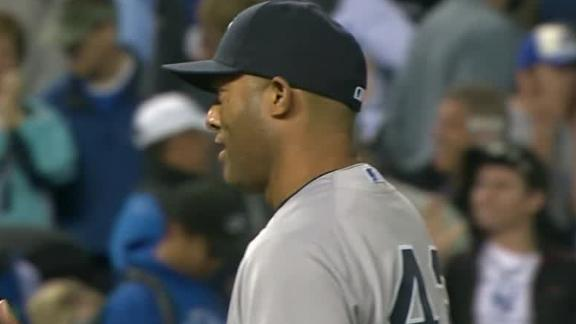 Video - Yankees Edge Royals