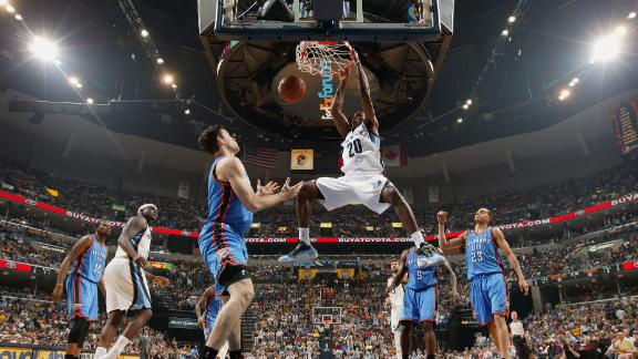 Video - Grizzlies Put Pressure On Thunder