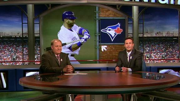 Video - Bautista Key For Blue Jays