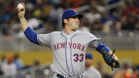 Video - Matt Harvey: The Talk Of Baseball