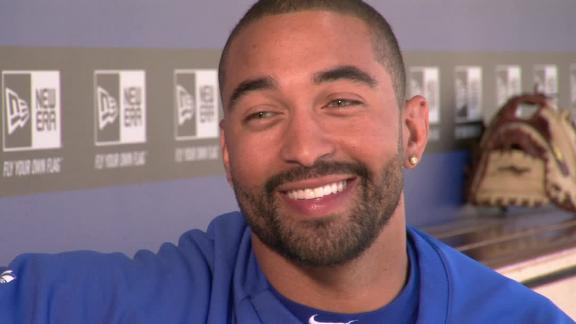 Video - Matt Kemp Conversation