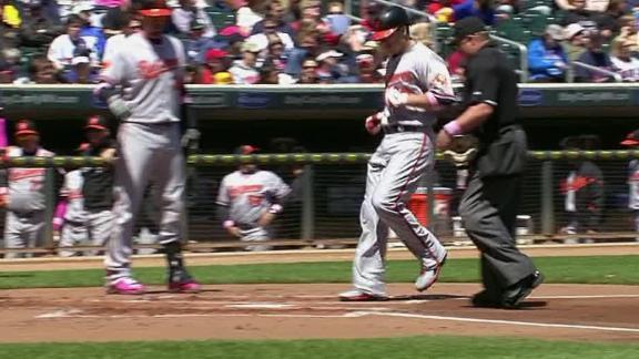 Video - Orioles Blank Twins