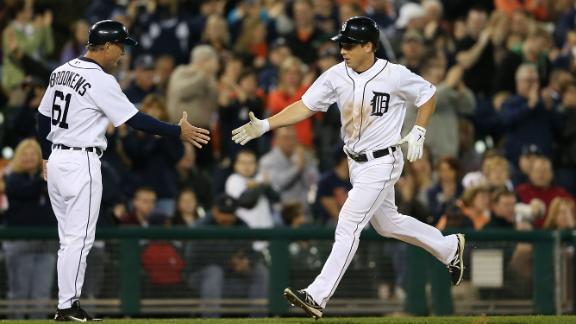 Tigers whip Astros behind Dirks' grand slam