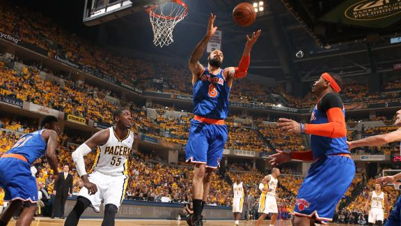 Tyson Chandler should know better to call out Carmelo Anthony a…