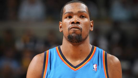 Video - Can Durant Do More For The Thunder?