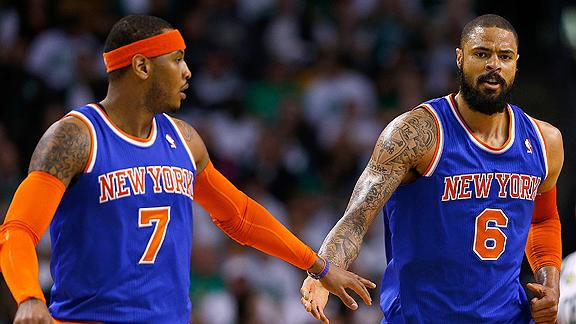 Video - Knicks In Trouble?