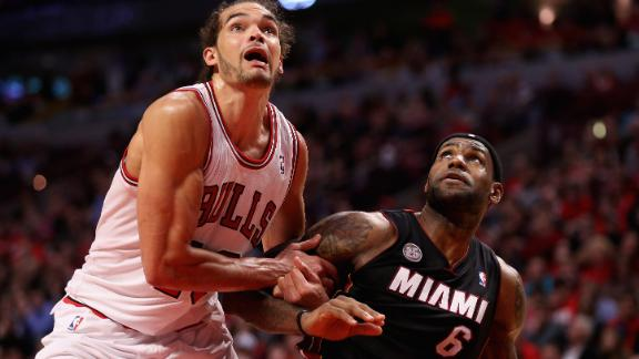 Video - Heat-Bulls: Who Wins Game 4?