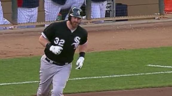 Video - White Sox Double Up Twins