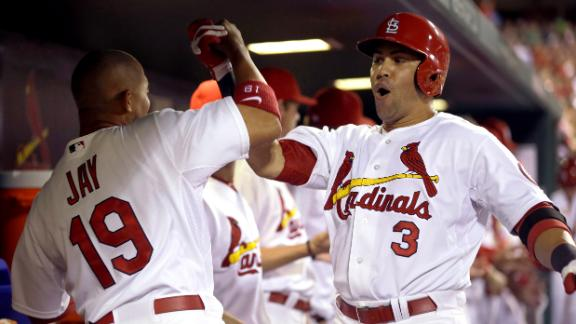 Video - Beltran's Homer, 4 RBIs Spark Cardinals