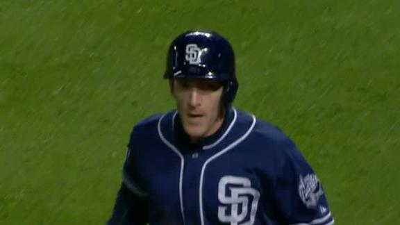 Video - Padres Rally Past O's In Ninth