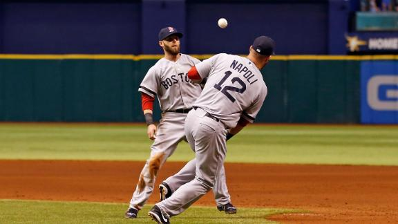 Video - Rays Edge Red Sox On Fluke Infield Single